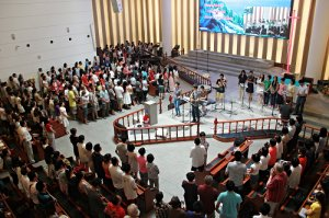 Worship songs by Haidian Church English Choir