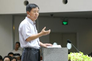 2014-08-17 Why the world hates you, by Pastor Wu